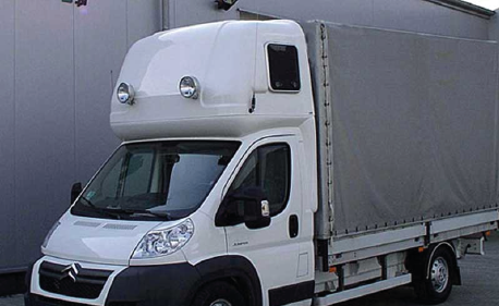 Sleeper Pods for Trucks and Vans  High Quality and Spacious