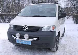 VW T5 (Transporter Pre 2009) City Bar