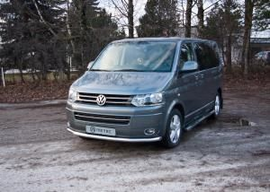 VW T5 Front Protection Pipe 2010 Onwards