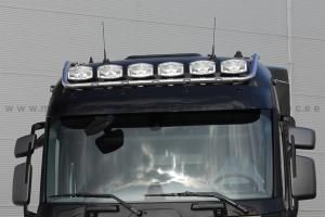 Renault T Roof Bar c/w LED Cable