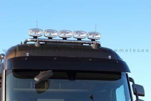 Renault T Top Roof Bar c/w LED Cable
