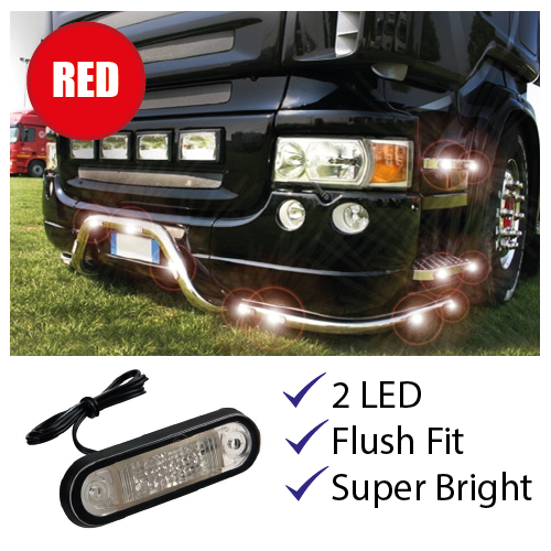 Truck LED Marker Light