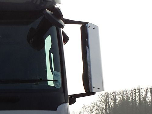 Truck Mirror Guards