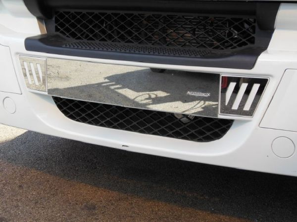 Iveco Eurocargo 2013 License Plate Holder