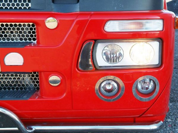 Iveco Stralis Fog Light Surrounds