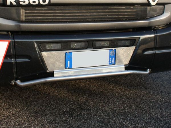 Scania R Series License Plate Holder