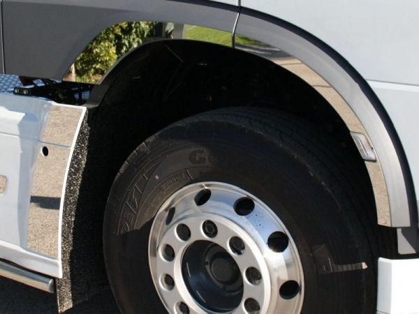 DAF XF 105 Euro 6 Wheel Arch Surrounds
