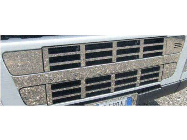 Volvo Series 1 Radiator Grill with Central Band