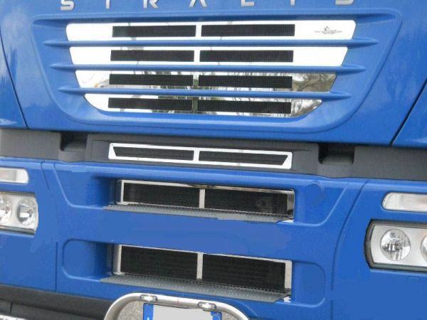 Iveco Stralis Grill Applications