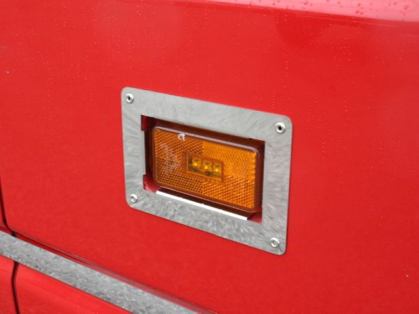 Scania R1 Series Indicator Light Surrounds