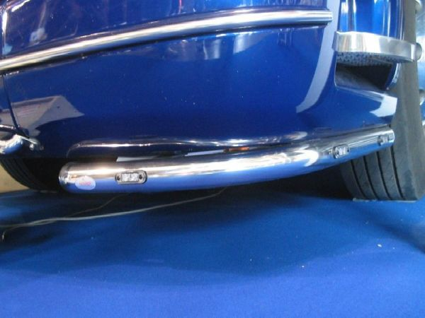 Scania R1 Series Corner Bumper Bars