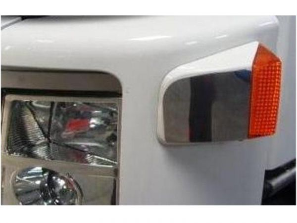 Volvo Series 1 & 2 Side Light Protection