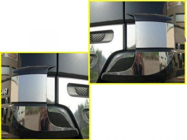 Mercedes Actros 2012 Front Air Deflector Cover