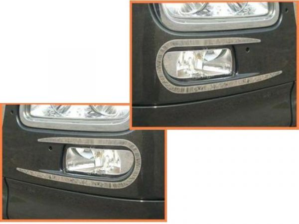 Mercedes Actros 2012 Frame Applications for Fog Light