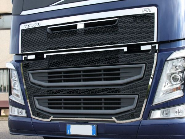 Volvo FH4 2013 Cornices for Front Panel