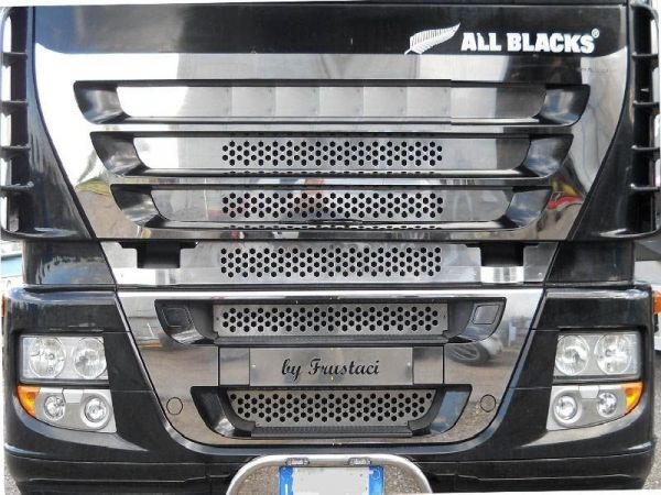 Iveco Stralis Cube Radiator Grill Applications