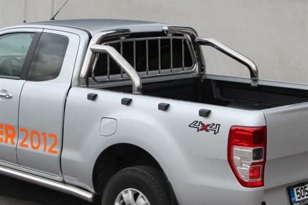 Ford Ranger Load Box Arches 2012 Onwards